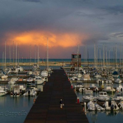 Marina di Ragusa, porto turistico